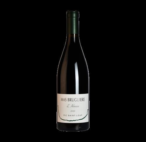 L'Arbouse, 2019 (Rouge) - Mas Bruguière