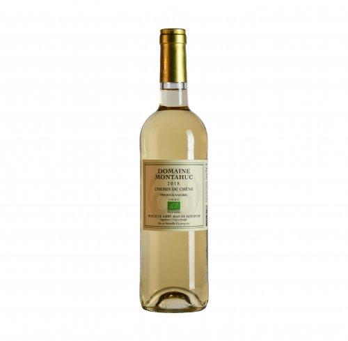 Chemin des Chênes, 2018 (Vin doux naturel Blanc,Bouteille 75cl) - Domaine de Montahuc