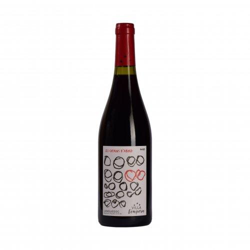Copains d'Abord, 2020 (Rouge) - Domaine Villa Tempora