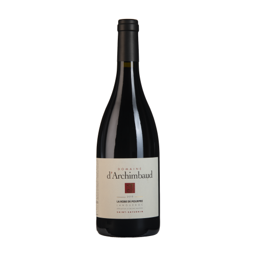Robe Pourpre, 2018 (Rouge) - Domaine d'Archimbaud