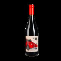 La Tire, 2018 (Rouge) - Jeff Carel