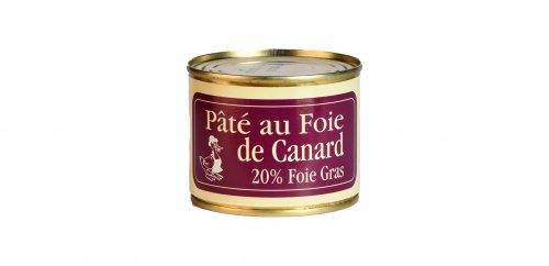 Pâté au Foie de Canard - Canard des Plateaux du Lac