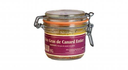 Foie Gras de Canard Entier - Canard des Plateaux du Lac