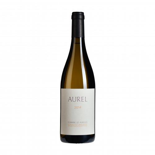 Aurel, 2014 (Blanc) - Domaine Les Aurelles