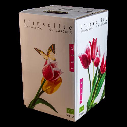 Insolite (Rosé,BIB 5L) - Château de Lascaux