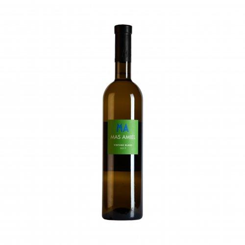 Vintage Blanc, 2017 (Vin doux naturel Blanc,Bouteille 75cl) - Mas Amiel