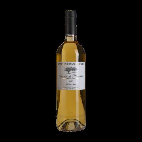 Rivesaltes, 2017 (Vin doux naturel Blanc,Bouteille 75cl) - Domaine des Chenes