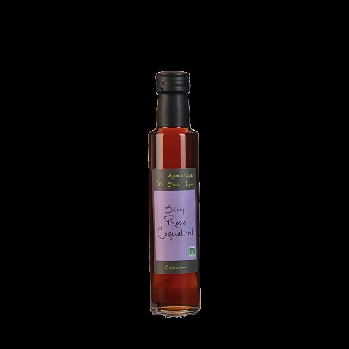 Sirop de Rose & Coquelicot - Aromatiques du Pic St Loup