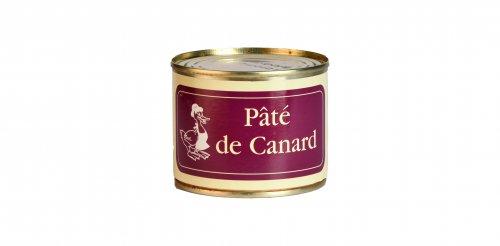 Pâté de Canard - Canard des Plateaux du Lac