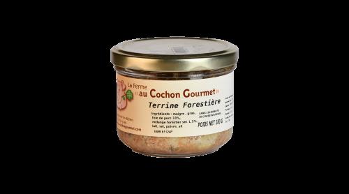 Terrine Forestiere - Cochon Gourmet