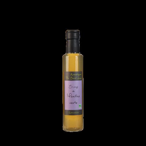 Sirop de Menthe - Aromatiques du Pic St Loup