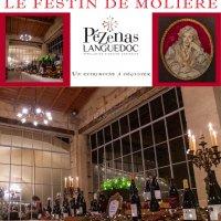 Le festin de Molière en terroir Pézenas première édition